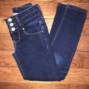 Blue Spice Girls Skinny Jeans